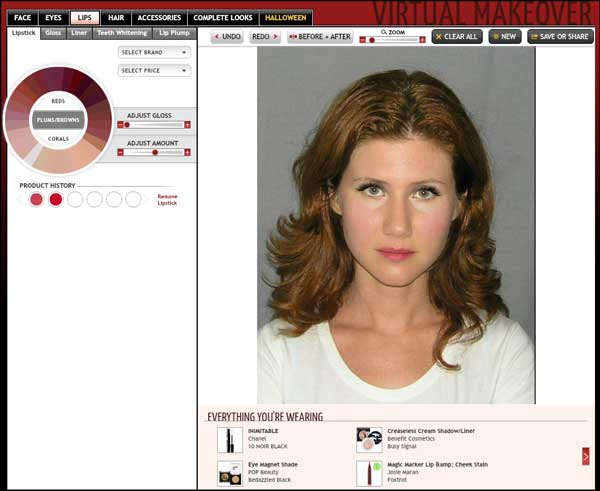 Coupe De Cheveux Virtuelle Pour Femme Gratuit | crushfrandagisele web