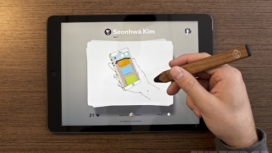 FiftyThree reveals Mix, a community for sharing and downloading any kind of Paper