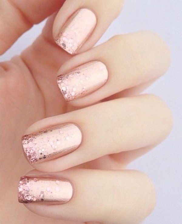 12 Perfect Bridal Nail Designs for Your Wedding Day - Oh ...