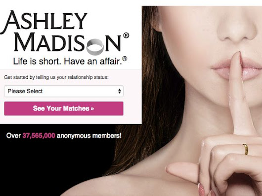 Hackers Threaten To Out 37 Million Users Of Cheating Website AshleyMadison.com
