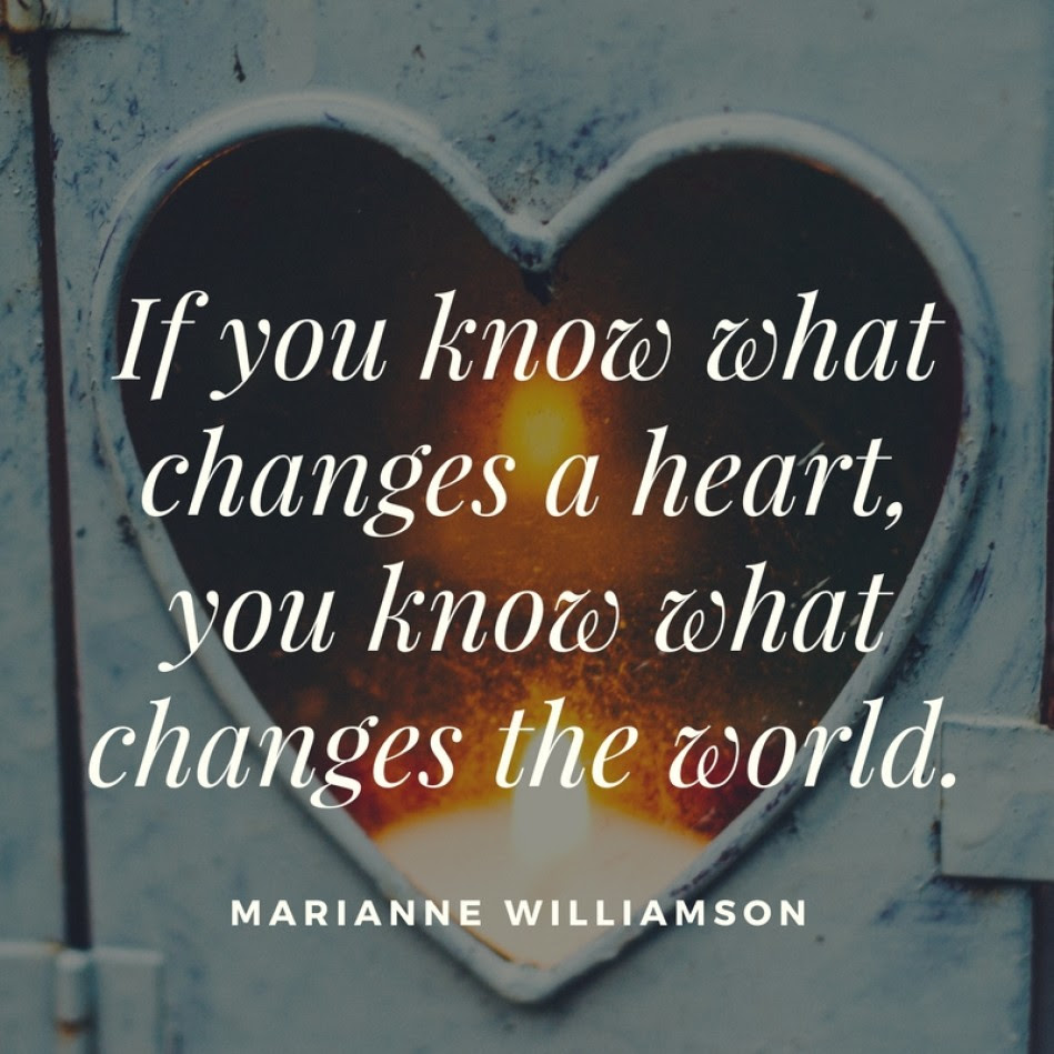 13 Of The Best Life Lessons From Marianne Williamson