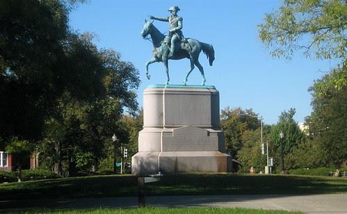 Gen. Nathanael Greene, Stanton Park, DC