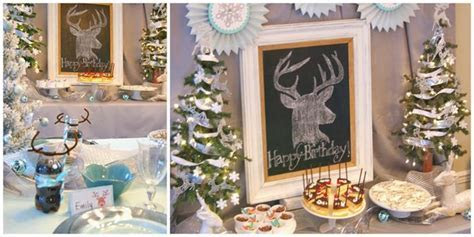 Kara's Party Ideas Oh Deer! She's 13! {Party Ideas