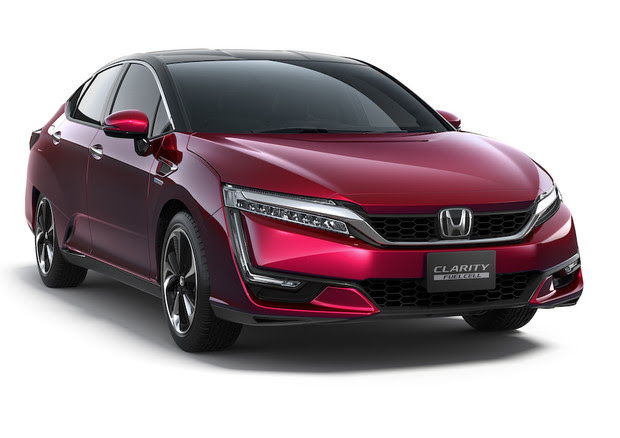Honda Clarity a idrogeno sbarca in Usa, Europa entro autunno © Honda