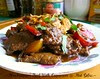 BLACKPEPPER BEEF WITH CAPSICUM