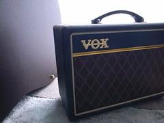 VOX Guitar amp.