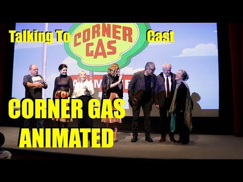 Not A Lot Goin' On - Corner Gas News November 2017