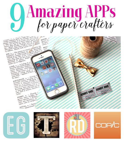 9 Amazing Apps for Paper Crafters - Belle Papier