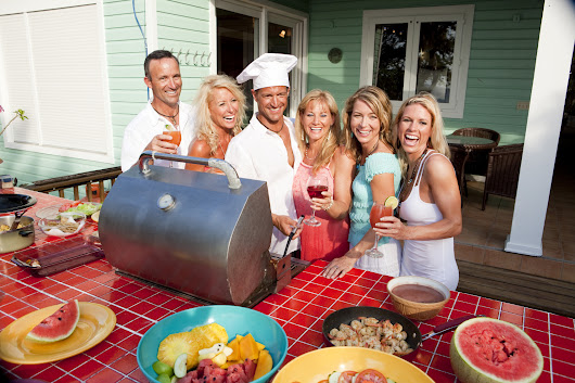 4 Reasons to Take Your First Date to A Summer BBQ - An Inspired Affair, LLC.
