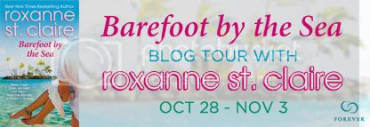 Barefoot by the Sea Blog Tour