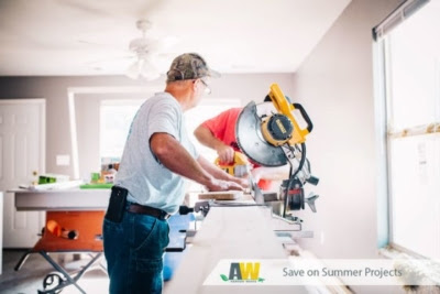 Save on Summer Projects with Arwood Waste of Canada - AW Waste - Canada's Family Owned Waste Company