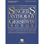 The Singer's Anthology of Gershwin Songs - Mezzo-Soprano/Belter - by Richard Walters (Paperback)