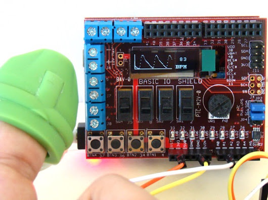 chipKIT Project 3: Easy Pulse Meter | Embedded Lab
