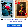 Pretty Good Solitaire for Windows - Play 850 solitaire games
