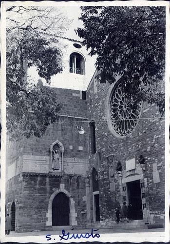 S Giusto 26 Ottobre 1956