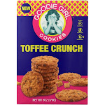 Goodie Girl, Cookie Gluten Free Crunchy Chaos - 6 Ounce -PACK 6