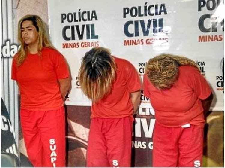 Polícia Civil-MG/Divulgação