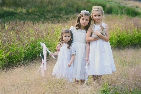 Latest Flower Girl Wedding Ceremony Attire Trends