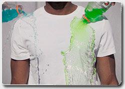 гидрофобная футболка