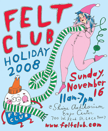 Felt Club: Los Angeles