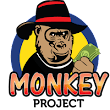 Monkey Project Coin Market Cap Price Chart MONK Cryptocurrency
