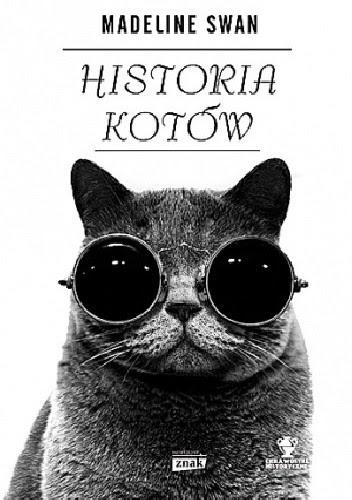 Okładka książki Historia kotów