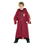 Costumes For All Occasions RU882173LG Harry Potter Quidditch Child L