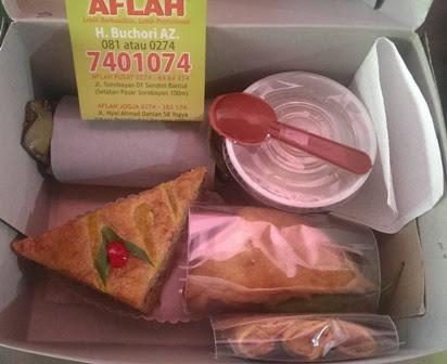 Snack Box Snack Dus Catering Jogja