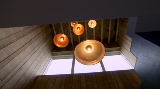 Grand Designs Lighting | Factorylux for Wirral Project
