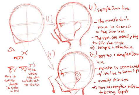 useless side view guide  krissin  deviantart art