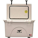 Orca 8555740 ORCW040 40 qt. Insulated Cooler White