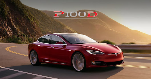 New Tesla Model S Now the Quickest Production Car in the World