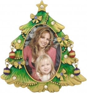 Christmas Tree Picture Frames That Will Light Up Your Photo