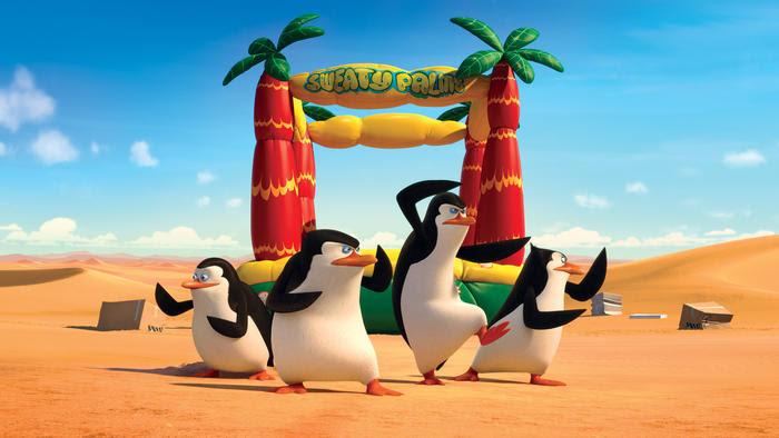 """Penguins of Madagascar"""