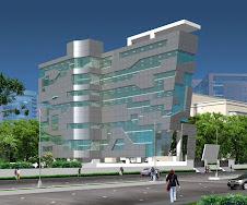multi storeyed office building at 100 feet road,vada palani