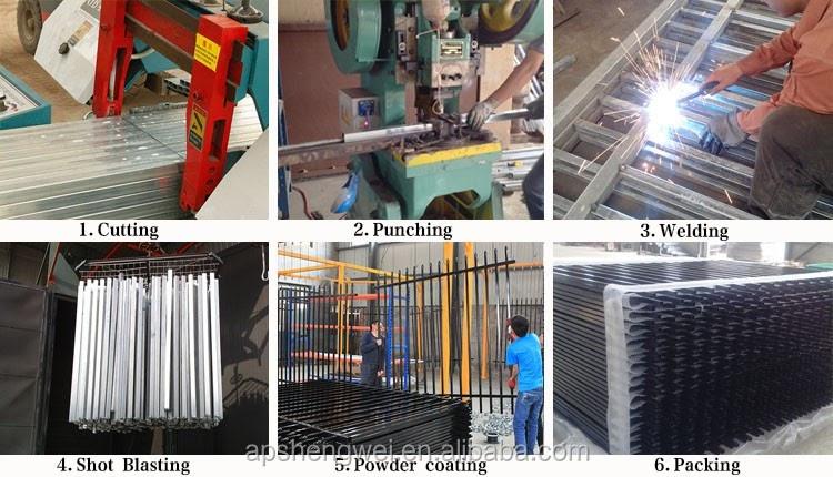 Berikut Bahan Baku Pembuatan Pagar Besi Baja Ringan - Baja ...