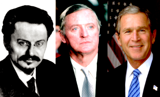 Neo-cons are Trotskyites – How the System Perpetuates Faux Democracy (Vid)