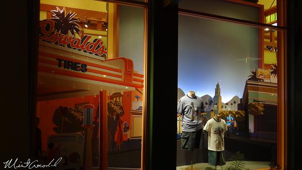 Disneyland Resort, Downtown Disney, World of Disney, Window, Disney California Adventure, Buena Vista Street