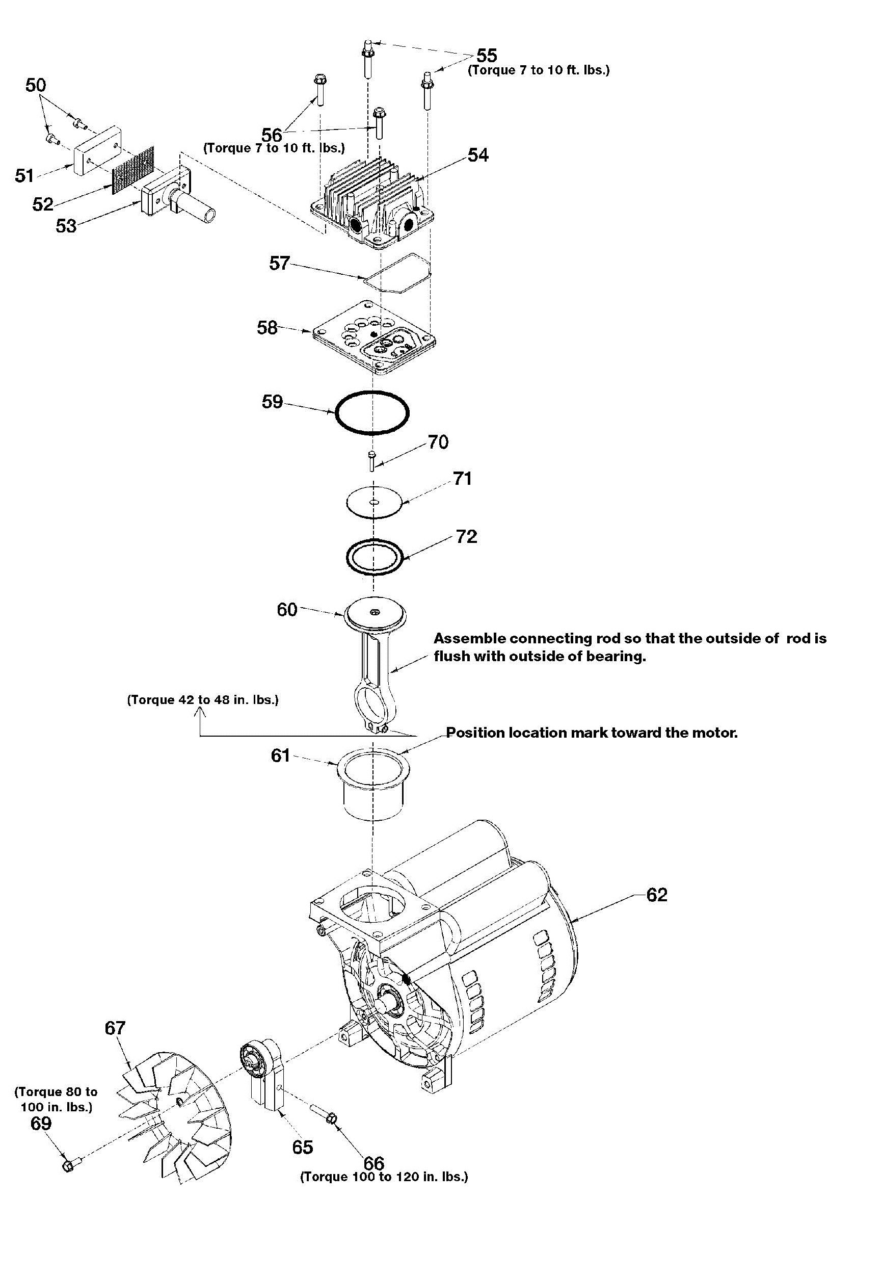 devilbis air compressor wiring diagram