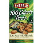 Emerald Dry Roasted Almonds - 7 pack, 4.34 oz box