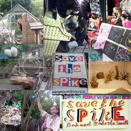 spike specific exhibition square