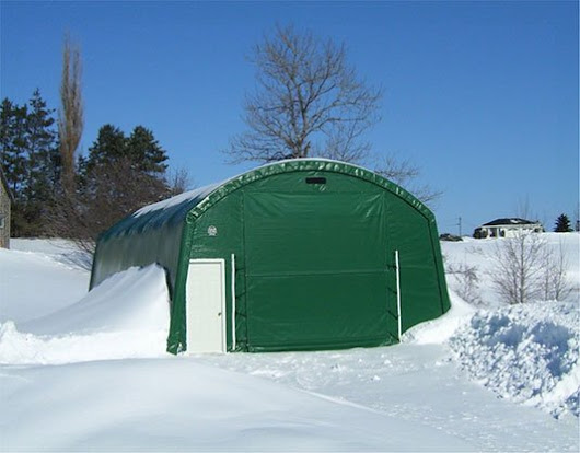 The Essential Preparation for Winter Storage with Your Portable Garage