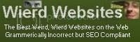 wierd websites