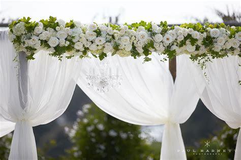 Blush Botanicals www.blushbotanicals.com white wedding