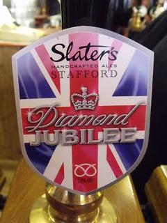 52 beers 4 - 41, Slater's, Diamond Jubilee, England