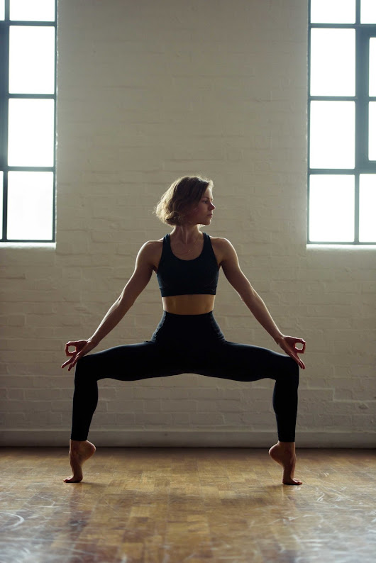 Yoga photographers | London | Helen
