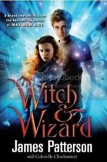 witch and wizard by james patterson