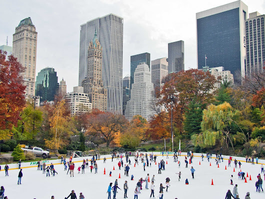 32 Things Every New Yorker Should Do This Winter
