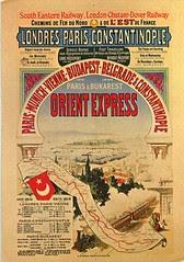 Iklan Train Orient Express