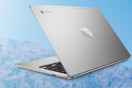 HP Unveils Premium Chromebook: 3K Display, Intel Core M, 16 GB of RAM and USB-C
